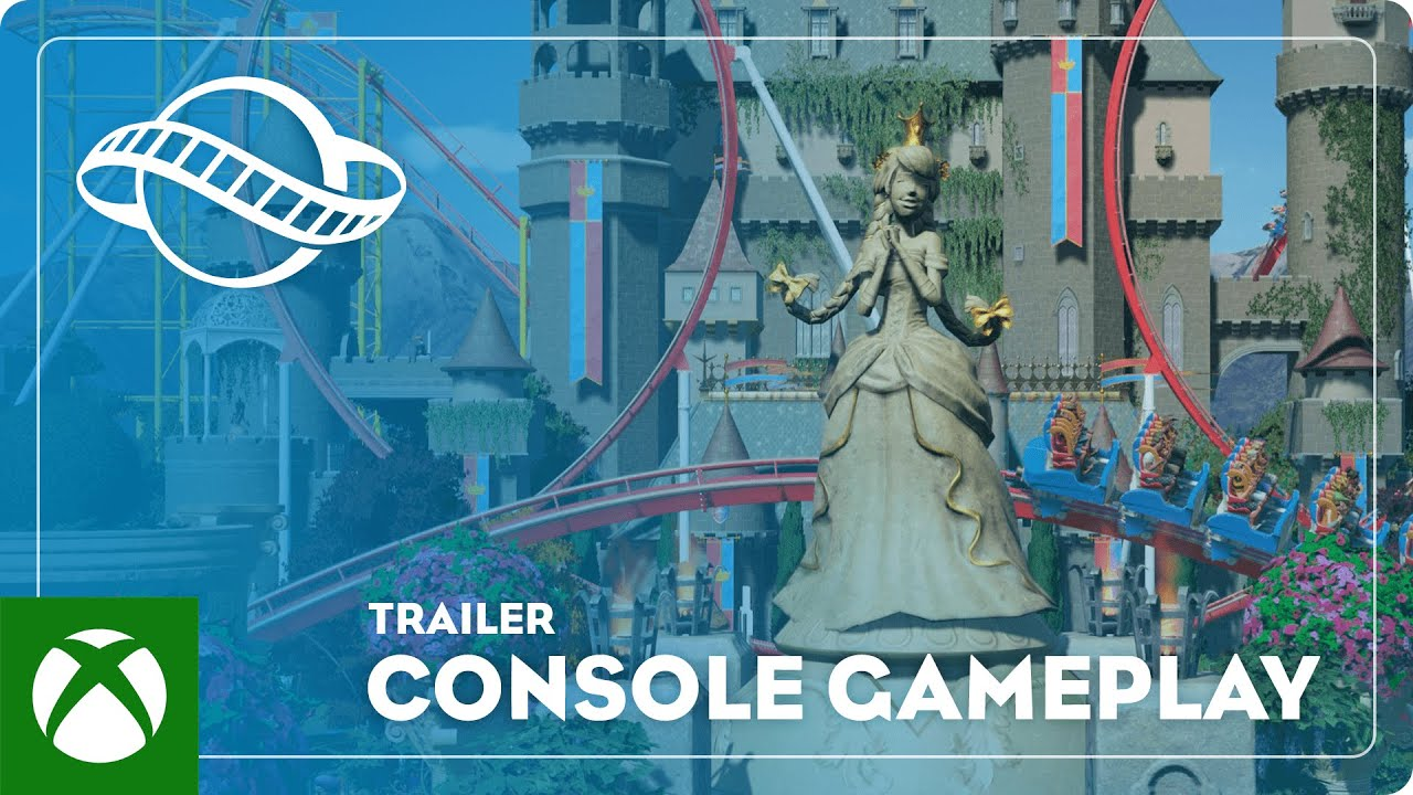 PLANET COASTER: Console Edition | Gameplay Trailer