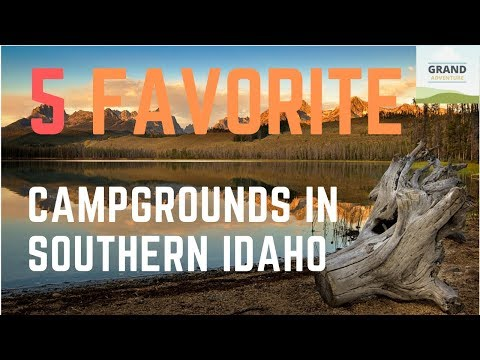 Ep. 96: 5 Favorite Campgrounds In Southern Idaho | RV Travel Camping