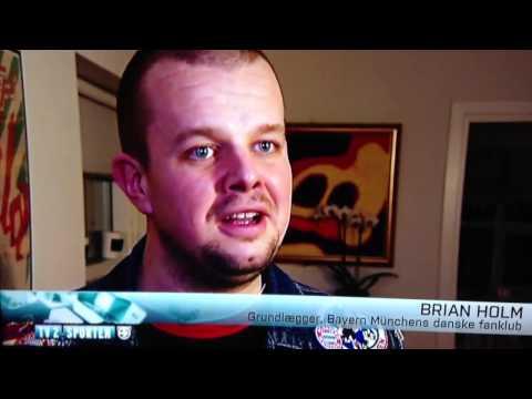 Brian Holm på tv