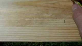 Building A Raised Bed Planter Part 4 / Measuring Wood