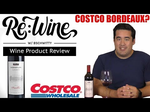 Round 2 : Costco Kirkland Signature Pauillac Wine Review | Re:Wine w/bschwitty