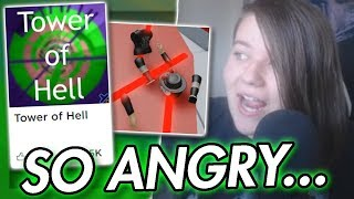 The most annoying Roblox game to exist... (Tower of Hell)