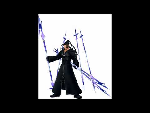 David Dayan Fisher as Xaldin in Kingdom Hearts II Battle Quotes