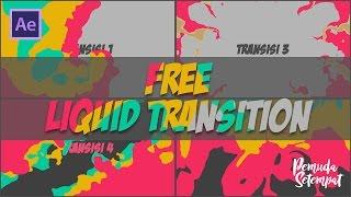 AE & PR   Free Template - Liquid Transition (Bahasa Indonesia)