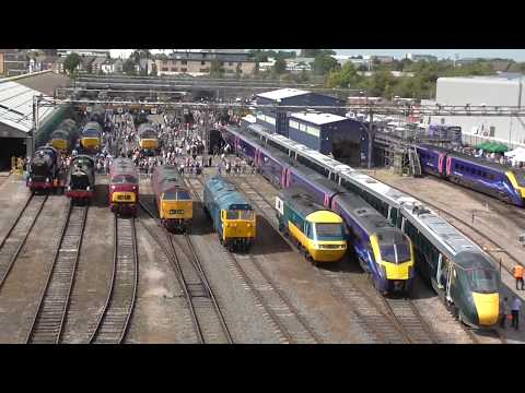 OOC111: Celebrating 111 years of Old Oak Common depot open day - 2nd September 2017