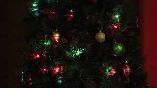 Multi Color Chasing Christmas Tree Lights