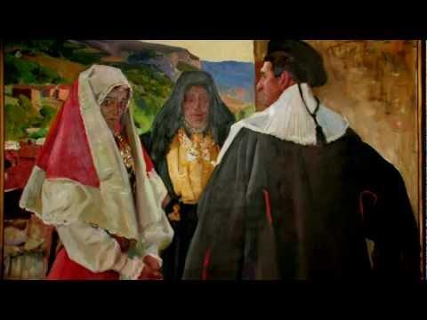 Joaquín Sorolla and the Glory of Spanish Dress