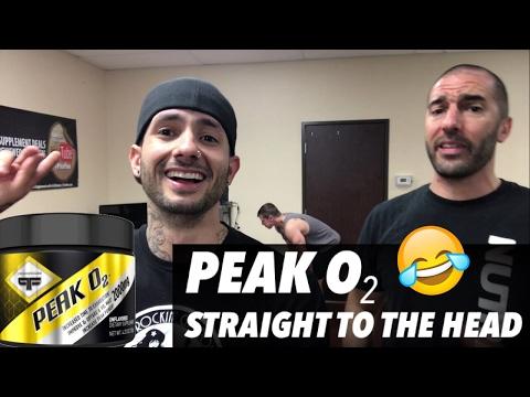 Peak O2 Cordyceps Extract Straight to the HEAD (PrimaForce)