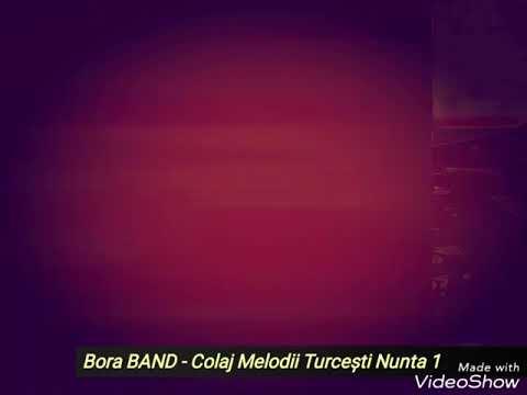Bora BAND - Colaj Melodii Nunta Turcească 1