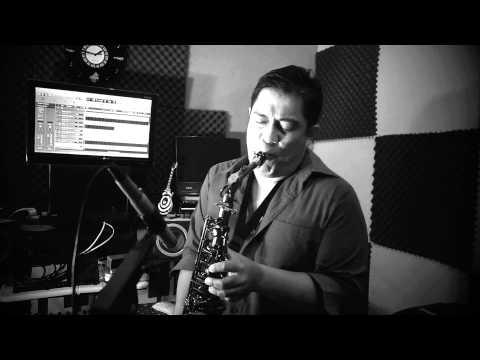 Kau Seputih Melati - Sammy S feat Fariz RM & Dian PP (Saxophone Cover)
