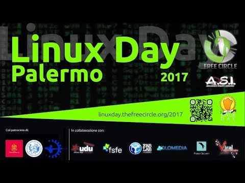 [LINUX DAY 2017] - Introduzione al Free software di Lorenzo Faletra