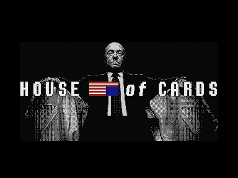House of Cards (8 bit Nintendo Game Parody)
