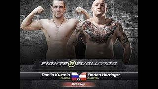 Danila Kuzmin (Russia) VS Florian Harringer (Austria) (Full HD)