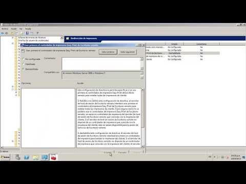 Solucion Impresora Terminal Server
