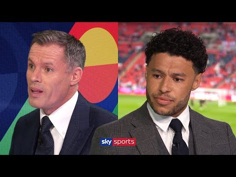 How playing for England has changed since the 'golden generation' | Oxlade-Chamberlain and Carragher