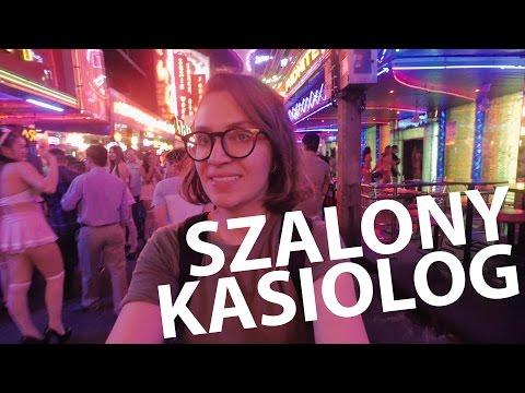 Kasia w BANGKOKU: Kasiolog #1