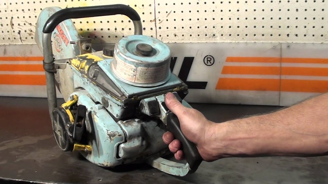 The chainsaw guy shop talk McCulloch CP 125 Chainsaw 3 1 by