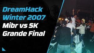 Mibr vs SK Grande Final DreamHack Winter 2007
