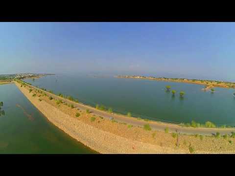 amazing drone film of mirpur azad kashmir dji phantom 2 vision