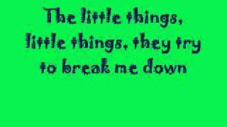 little things good charlotte lyrics