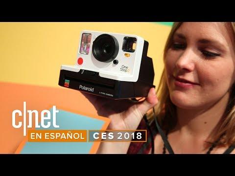 La Polaroid OneStep 2 es una cámara instantánea simple como las de antes