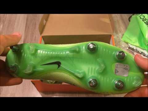 oferować rabaty świeże style zniżki z fabryki Unboxing | The Green Nike Mercurial Superfly 5 ...