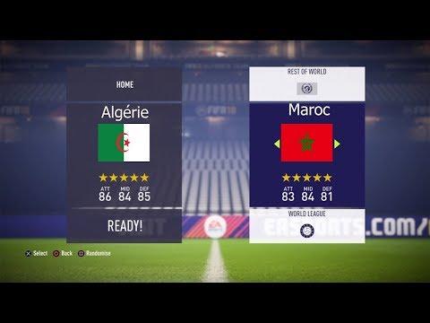 Comment Créer L'equipe D'ALGERIE Sur FIFA 20