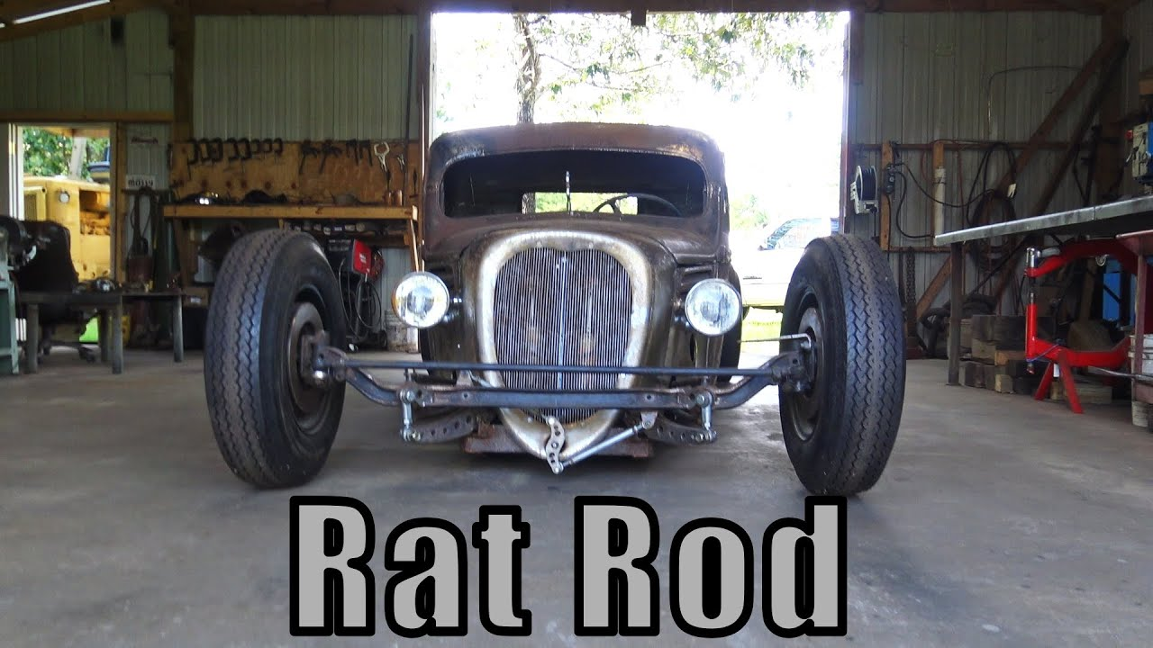 47 Ford Rat Rod Truck - Let There Be Lights