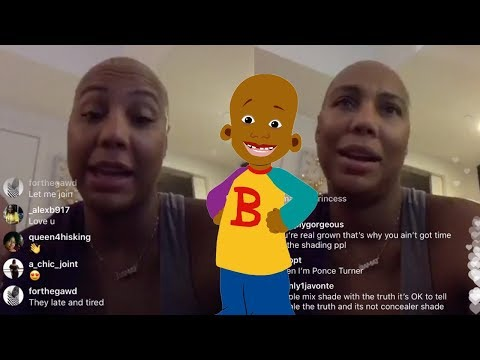 Tamar Responds to EJ Johnson & Little Bill Comparisons | Says She's Producing Shows For Other People