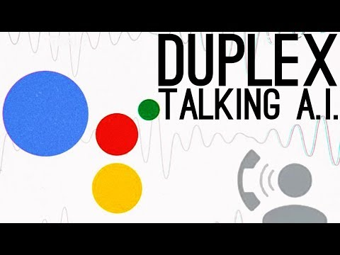 Google Duplex A.I. - How Does it Work?