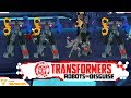 TRANSFORMERS Robots In Disguise - Transformers Game Play MENASOR is BACK!