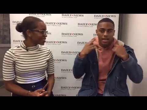 """Virginia Lowman interviews Keith Powers from BET's """"The New Edition Story"""""""