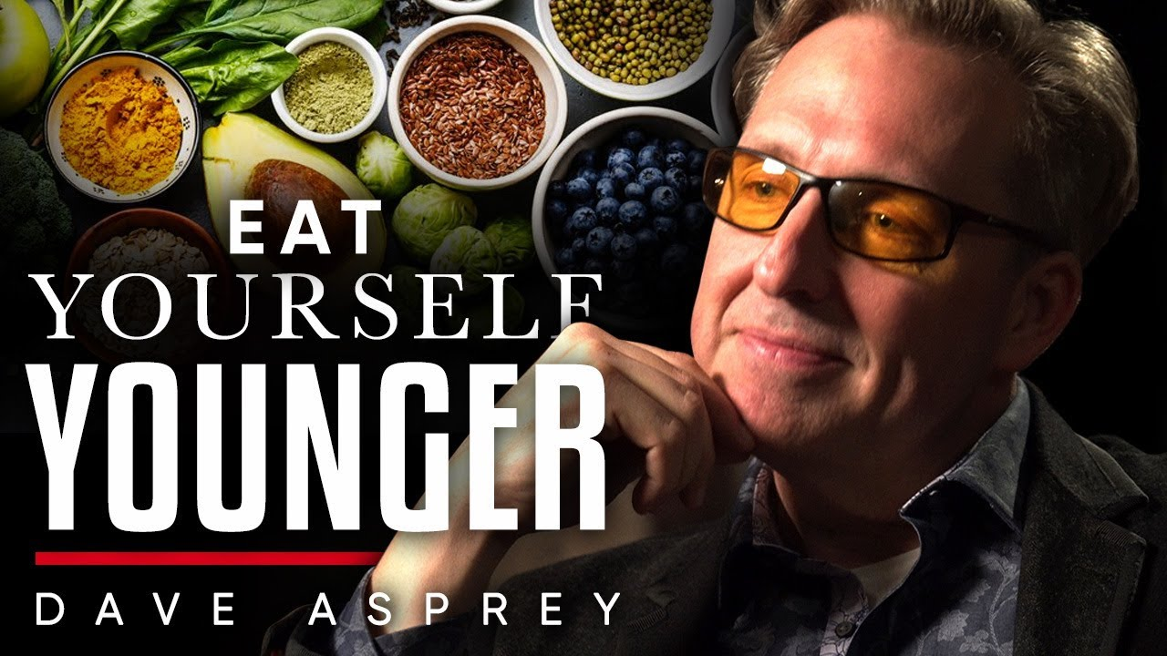 DAVE ASPREY | CAN FOOD HELP TO MAKE PEOPLE LOOK YOUNGER? | London Real