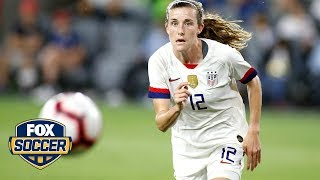 Stars in Stripes: Tierna Davidson | FOX SOCCER
