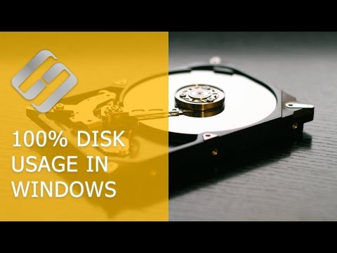 What To Do If Your Computer Gets Too Slow With Disk Usage In Windows