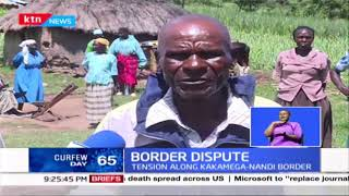 2 people dead & others left with serious injuries following a fight at the border of Nandi?Kakamega
