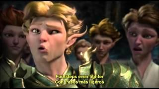 Strange Magic 04 Subtitulos Ingles Español Latino HD