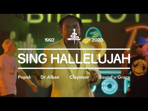 Popek - Sing Hallelujah - & Dr Alban / Claysteer / Sound'n'Grace