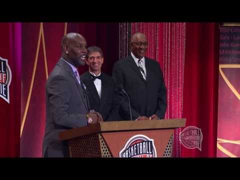 Gary Payton's Basketball Hall of Fame Enshrinement Speech