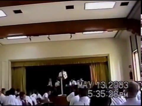 Misión México Puebla Cambios 2003