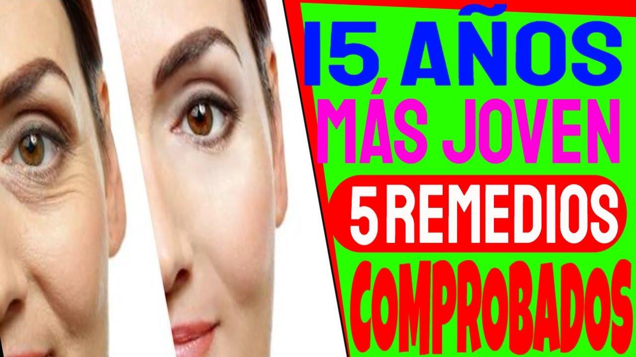 Crema ANTIARRUGAS Casera Aloe Vera - 5 Remedios Naturales..