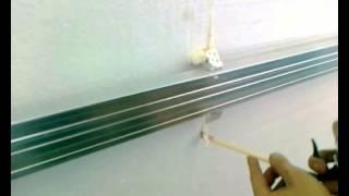 Как монтировать стеновые пластиковые панели -2