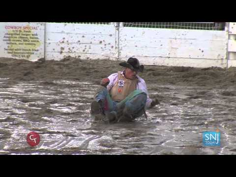 Cowtown Rodeo Highlights: 8/2/14 Rodeo Perf