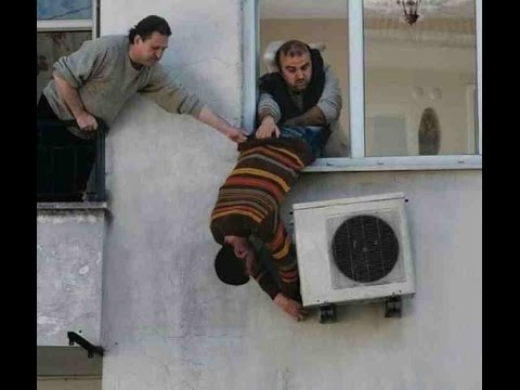 Fail Compilation Air Conditioners Aircon 2015 Youtube