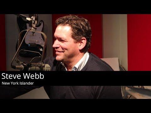 Steve Webb (Former Islander) sits down with Orlando