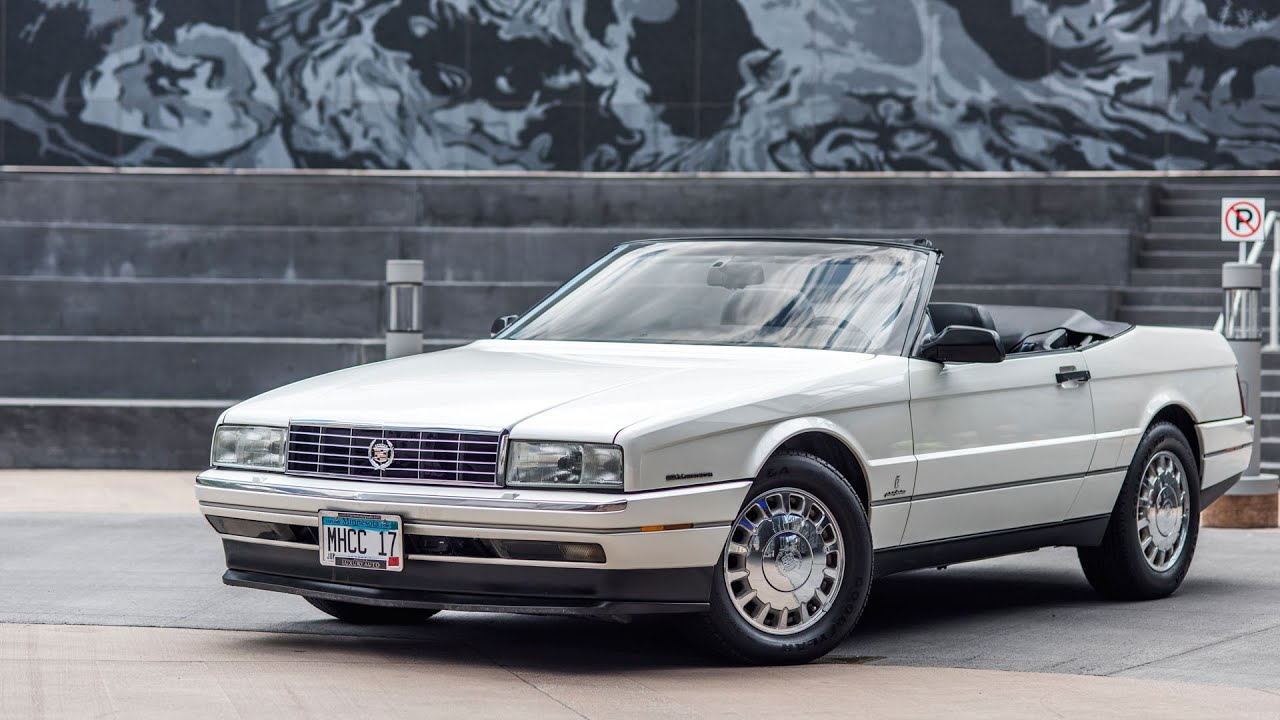 1993 cadillac allante morrie s heritage car connection