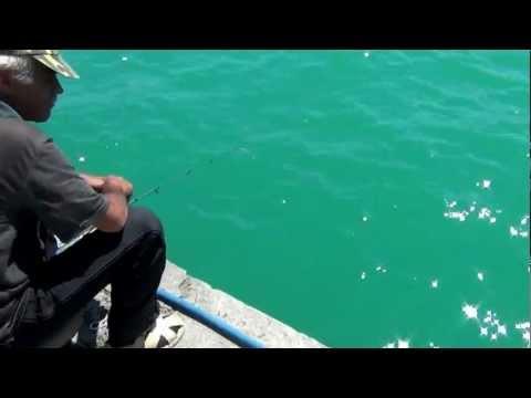 рыбалки на море на барабульку