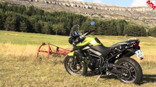 Comparatif Tiger 800 vs DL 650 V-Strom thumbnail
