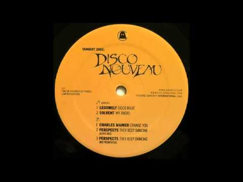 Disco Nouveau 2 of 3 - B3 - Perspects - They Keep Dancing (Instrumental)