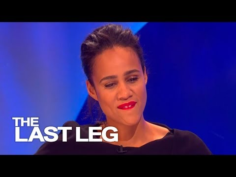 David Mitchell & Zawe Ashton's Valentine's Messages For Theresa May & Donald Tusk - The Last Leg